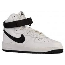 Herren Nike Air Force 1 High Retro Summit Weiß/Schwarz Sportschuheschuhe