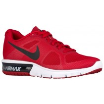 Nike Air Max Sequent Herren Running Schuhe Gym Rot/Weiß/Schwarz/Metallic Hämatit