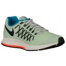 Nike Air Zoom Pegasus 32 N7 Licht Silber/Ghost Grün/Dunkel Türkis/Schwarz Herren Schuhschaft