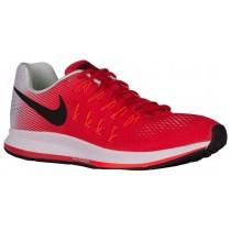 Nike Air Zoom Pegasus 33 Aktion Rot/Schwarz/Rein Platin/Gesamt Crimson Herrenschuh