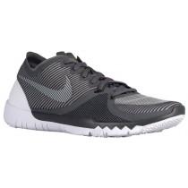 Nike Free Trainer 3.0 V4 Dunkel Grau/Metallic Gold/Schwarz/Weiß Herren Laufschuhe