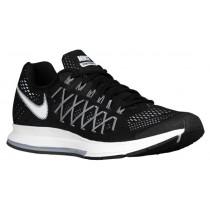 Herren Nike Air Zoom Pegasus 32 Schwarz/Dunkel Grau/Rein Platin/Weiß Laufschuh