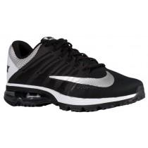 Nike Air Max Excellerate 4 Schwarz/Weiß/Rein Platin/Reflektierend Silber/Drucken Herren Running Schuhe