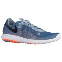 Nike Flex Fury 2 Herren Sportschuhe Blau Grau/Ozean Fog/Gesamt Orange/Schwarz