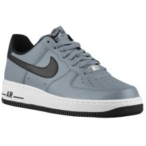Herren Nike Air Force 1 Low Cool Grau/Schwarz/Weiß Trainers