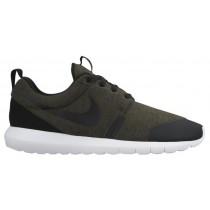 Nike Roshe One Cargo Khaki/Schwarz/Weiß Herren Runningschuh