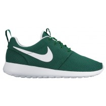 Nike Roshe One Gorge Grün/Weiß Herren Laufschuhe