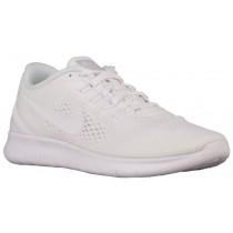 Nike Free Rn Weiß Damen Damensneake
