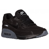 Damen Nike Air Max 90 Ultra Breathe Schwarz/Cool Grau Sportschuhe