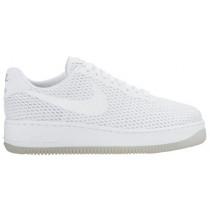 Damen Nike Air Force 1 Low Upstep Br Weiß Sneaker