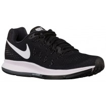 Nike Air Zoom Pegasus 33 Damen Laufschuhe Schwarz/Anthrazit/Cool Grau/Weiß