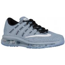 Nike Air Max 2016 Blau Grau/Schwarz/Dunkel Perle Staub/Weiß Damen Turnschuhe