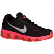 Nike Air Max Tailwind 7 Schwarz/Hyper Punch/Dunkel Granat/Metallic Silber Damen Running Schuhe