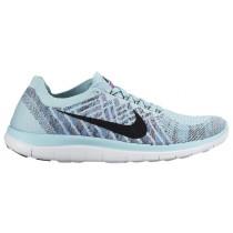 Nike Free 4.0 Flyknit Copa/Blau Lagoon/Grand Perle/Schwarz Damen Sportschuhe
