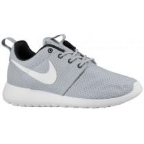 Nike Roshe One Damen Sneakers Wolf Grau/Schwarz/Weiß