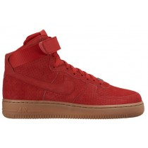 Nike Air Force 1 High Suede University Rot Damen Athletic Shoes