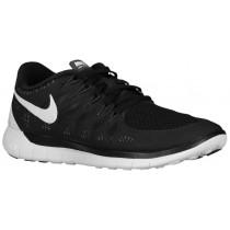 Nike Free 5.0 2014 Damen Running Schuhe Schwarz/Anthrazit/Weiß