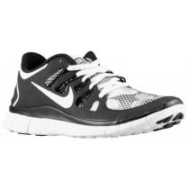 Nike Free 5.0+ Weiß/Schwarz Damen Sportschuhe