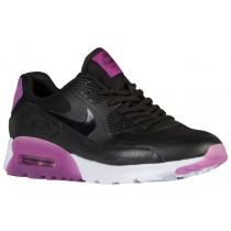 Nike Air Max 90 Ultra Essentials Schwarz/Perle Dusk/Mulberry Damen Sneakers