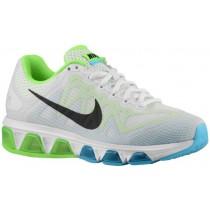 Nike Air Max Tailwind 7 Weiß/Deutlichwater/Blitzen Hellgrün/Schwarz Damen Schuhschaft