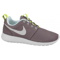 Damen Nike Roshe One Canyon Grau/Knickente Tönung/Volt/Stauby Grau Runningschuh