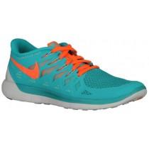Nike Free 5.0 2014 Damen Running Schuhe Hyper Jade/Hyper Türkis/Summit Weiß