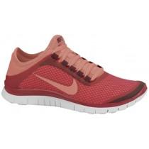 Nike Free 3.0 V5 Ext Damen Sneakers Dunkel Granit/Hell Mag/Fuchsie Frc/Rein Platin