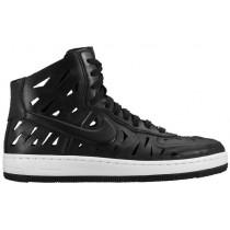 Damen Nike Air Force 1 Ultra Force Mid Schwarz/Weiß Sneakers