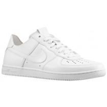 Damen Nike Air Force 1 Light Low Weiß Trainers