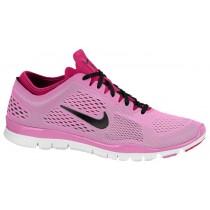 Damen Nike Free 5.0 Tr Fit 4 Rot Violett/Hell Magenta/Weiß/Schwarz Sneakersnstuff