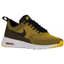 Nike Air Max Thea Jacquard Damen Sneakers Schwarz/Uni-Mais/Weiß