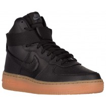 Damen Nike Air Force 1 High Se Schwarz/Dunkel Grau/Braun Trainers