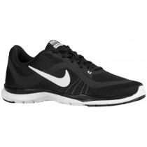 Nike Flex Trainer 6 Schwarz/Weiß Damen Laufschuhe