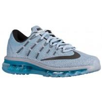 Nike Air Max 2016 Blau Grau/Schwarz/Gamma Blau/Ozean Fog Damen Sneakers