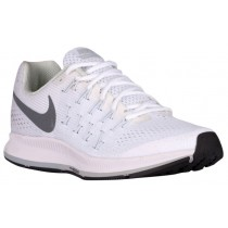 Nike Air Zoom Pegasus 33 Damen Laufschuh Weiß/Rein Platin/Schwarz/Cool Grau