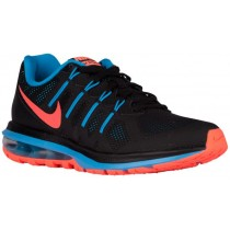Damen Nike Air Max Dynasty Schwarz/Blau Glühen/Hell Mango Sneakers