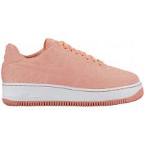 Nike Air Force 1 Low Damen Sneakers Rosa/Weiß