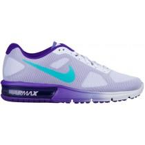 Nike Air Max Sequent Palest Perle/Fierce Perle/Deutlich Jade Damen Damenschuhe