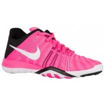 Nike Free Tr 6 Rosa Blast/Schwarz/Weiß Damenschuhe
