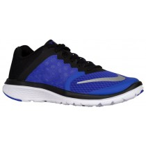 Nike Fs Lite Run 3 Damen Runningschuh Persisch Violett/Schwarz/Weiß/Metallic Silber