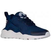 Nike Air Huarache Run Ultra Damen Laufschuh Küsten Blau/Weiß