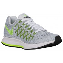 Nike Air Zoom Pegasus 32 Weiß/Schwarz/Volt Damen Runningschuh