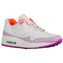 Damen Nike Air Max 1 Ns Aus Weiß/Hyper Violett Sportschuhe