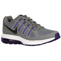 Nike Air Max Dynasty Cool Grau/Fierce Perle/Hyper Traube/Schwarz Damen Laufschuh