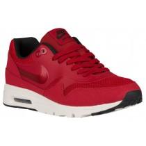 Nike Air Max 1 Ultra Essentials Gym Rot/Schwarz/Sail Damen Sneakers
