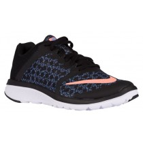 Nike Fs Lite Run 3 Print Damen Sneakers Schwarz/Kreide Blau/Weiß/Atomar Rosa