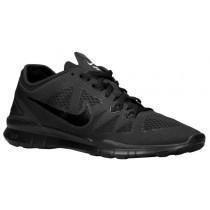 Damen Nike Free 5.0 Tr Fit 5 Schwarz Trainingsschuhe