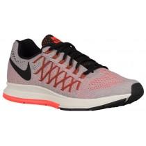 Nike Air Zoom Pegasus 32 Violett Asche/Hyper Orange/Sail/Schwarz Damen Schuhschaft