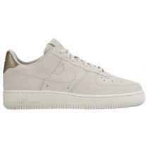 Nike Air Force 1 '07 Low Premium Suede Gamma Grau/Phantom Damen Sneakers