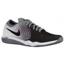 Damen Nike Dual Fusion Tr 4 Print Schwarz/Cool Grau/Weiß Gymnastikschuhe